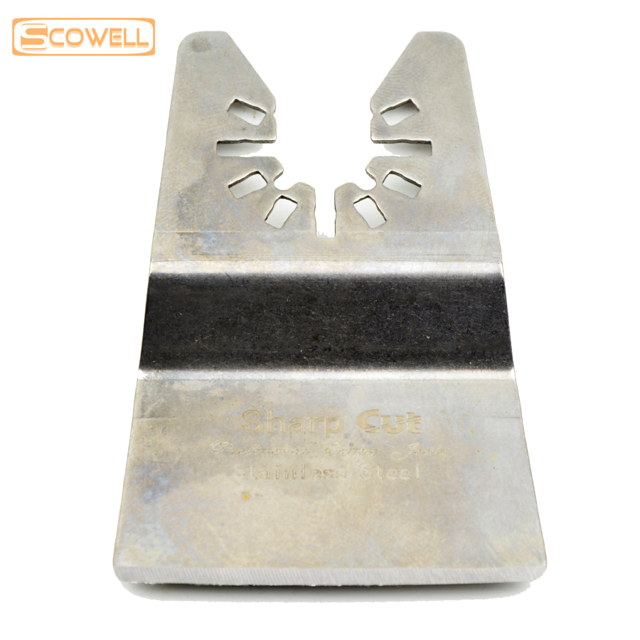 Stainless steel Oscillting Multi Tools Scraper Blade Offset Model